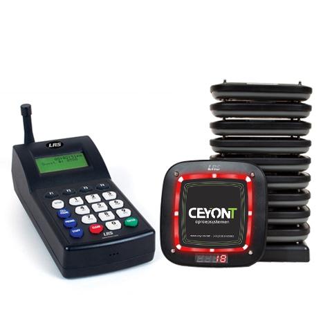 Gasten oproepsysteem Deluxe oproepsystemen