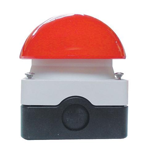 Paddenstoel oproepknop
